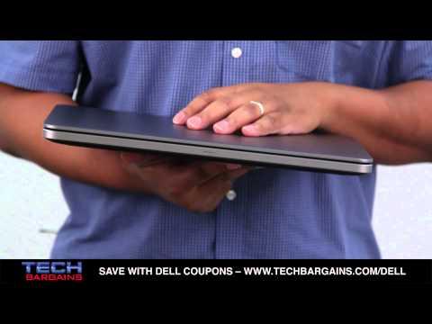 Dell XPS 15 (Ivy Bridge) Laptop Unboxing (HD)