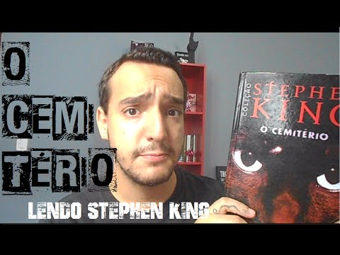 O Cemitério - Lendo Stephen King