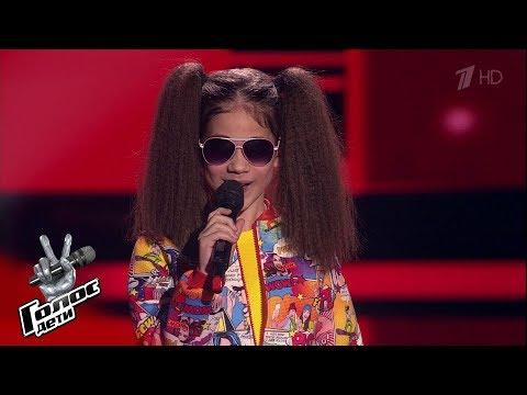 Певица из Казани Олеся Машейко прошла отборочный этап в проекте «Голос. Дети» 