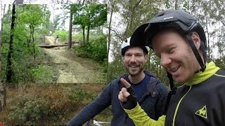 A video tour of the Lage Vuursche loop.
