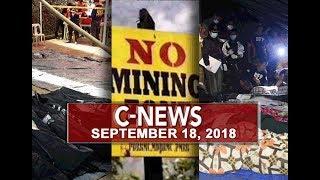 UNTV: C-News (September 18, 2018)