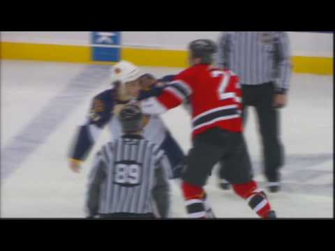 Chris Thorburn vs David Clarkson