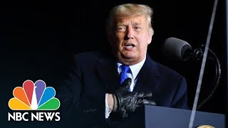 Trump Delivers Remarks At New Hampshire Rally | NBC News