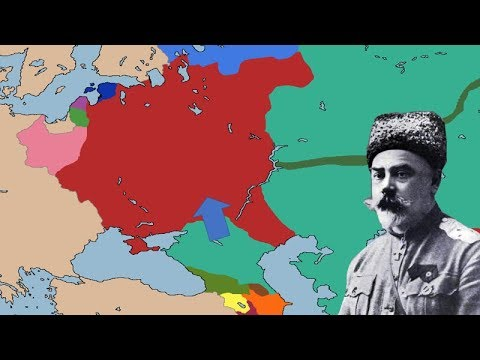 The Russian Civil War '1919-1920' (2018) - A synopsis of one of the most complicated conflicts in human history. [0:09:48]
