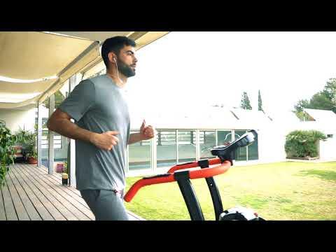 Cinta de correr X-Treme Runny Astan Hogar