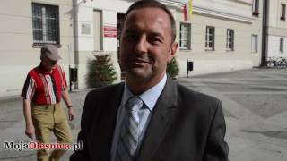Oleśnica - burmistrz z PiS ws. antysemityzmu