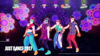 Hunred Miles by Yall   Just Dance 2017 Preview Fanmade