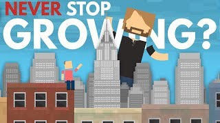 What Would Happen If You Never Stopped Growing? - Video Youtube