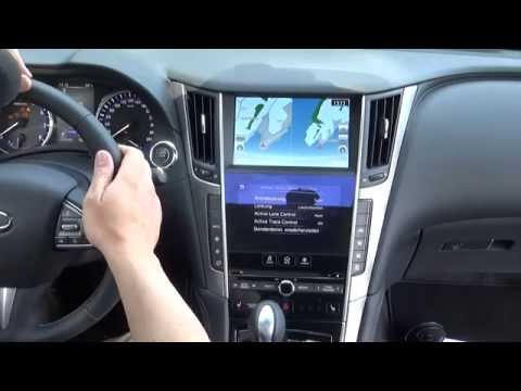 Tech-Check / Hands on: Infotainment System InTouch Infiniti Q50