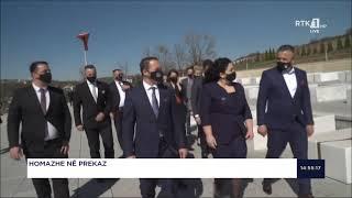 Drejtpërdrejt - Homazhe në Prekaz 06.04.2021
