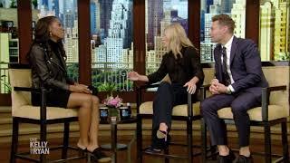 Kelly & Ryan Meet the New Miss America, Nia Franklin