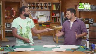 Wondergraph - Smart New Ideas - Learning Tricks - Engineer This Hindi Tv Series - Zeekids