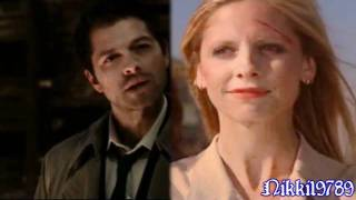 Castiel & Buffy - The Last Night