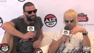 группа MUSE, Coachella 2014: Muse Tells Us What They Love About Performing Live