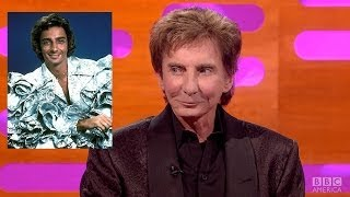 BARRY MANILOW's Copacabana Shirt Rejected by Smithsonian! The Graham Norton Show on BBC AMERICA