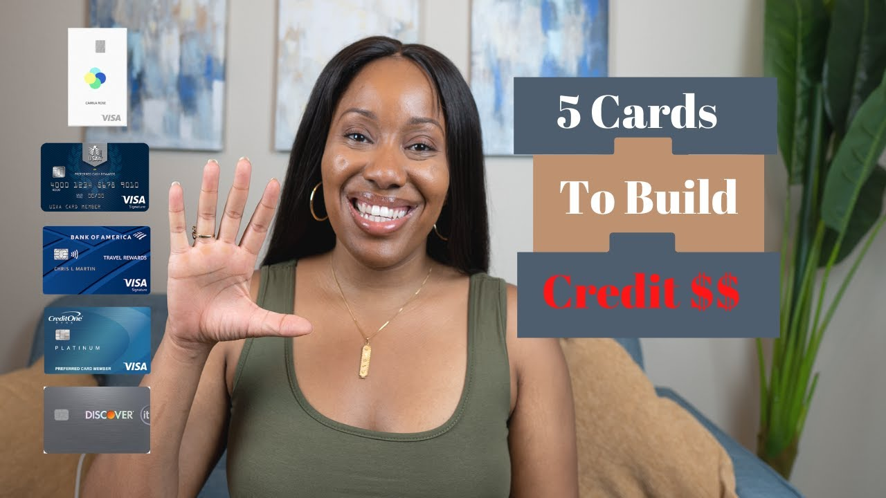 TOP 5 CREDIT CARDS TO DEVELOP YOUR CREDIT thumbnail