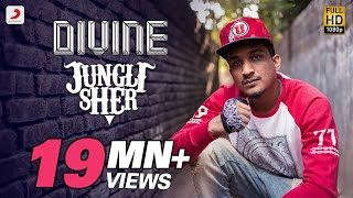 Jungli Sher - DIVINE - Official Music Video - with Lyrics  English Translation