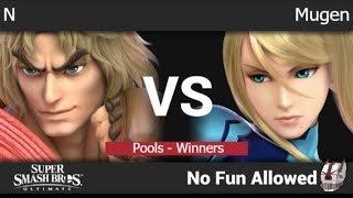 NFA 3 - N (Ken) vs Mugen (ZSS) Pools - Winners - SSBU
