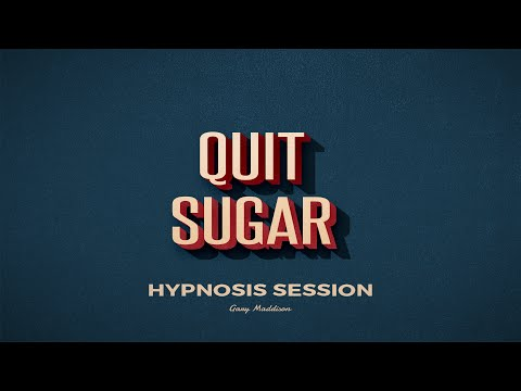Video Quit Sugar Hypnosis Session