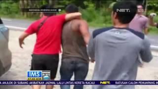 Preman Pelaku Pungli Jalanan Ditangkap Polisi
