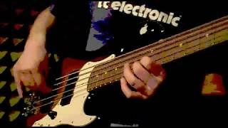 Simone Vignola | Bass Loop Jam (Tc Helicon V-Loop)