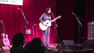 Brandy Clark Performs BRAND NEW SONG