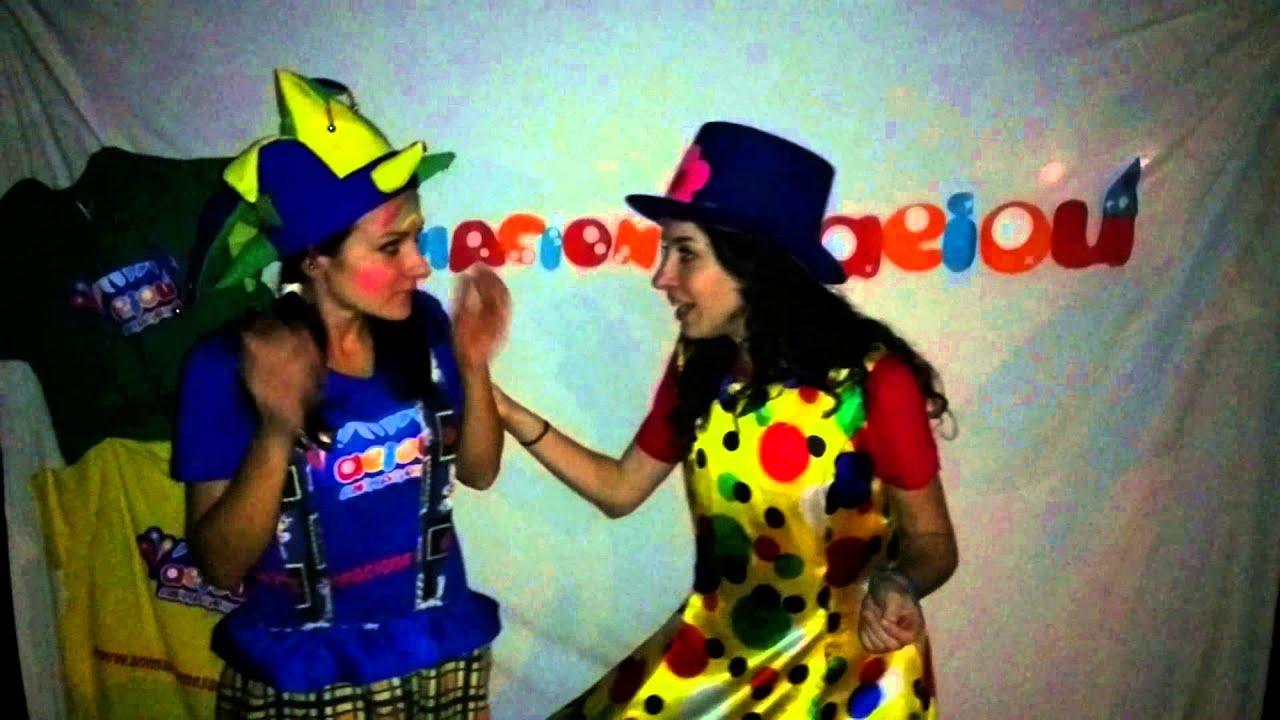 Fiestas de cumpleaños infantiles con Súper Aeiou