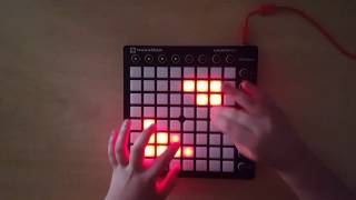 Will Sparks - Ah Yeah (Ravine Remake By YNKim) [Launchpad MK2]