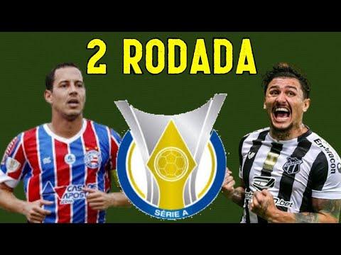 Pré - jogo da 2 segunda rodada do brasileirão, Pré - jogo Bahia e Ceará