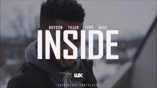 Bryson Tiller - Inside (Jon B Sample Type Beat) FREE