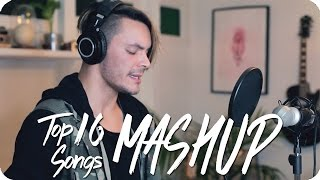 """The Chainsmokers - """"Something Just Like This"""" ft. Coldplay (16 Song MASHUP Loop Cover)"""