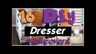 16 DIY Dresser Makeovers