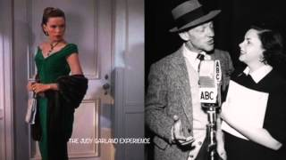 JUDY GARLAND sings BETTER LUCK NEXT TIME 1951 version