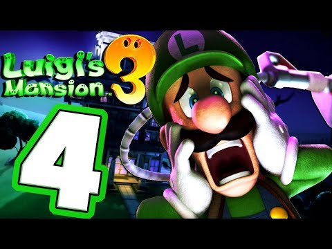 Busting Rare GHOSTS with Viewers #4 (Luigi's Mansion 3 Scarescraper)