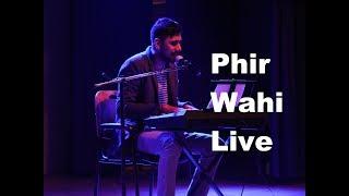 Phir Wahi Piano Cover -Jagga Jasoos | Arijit Singh | Ranbir kapoor, Pritam | by Prathamesh Singh