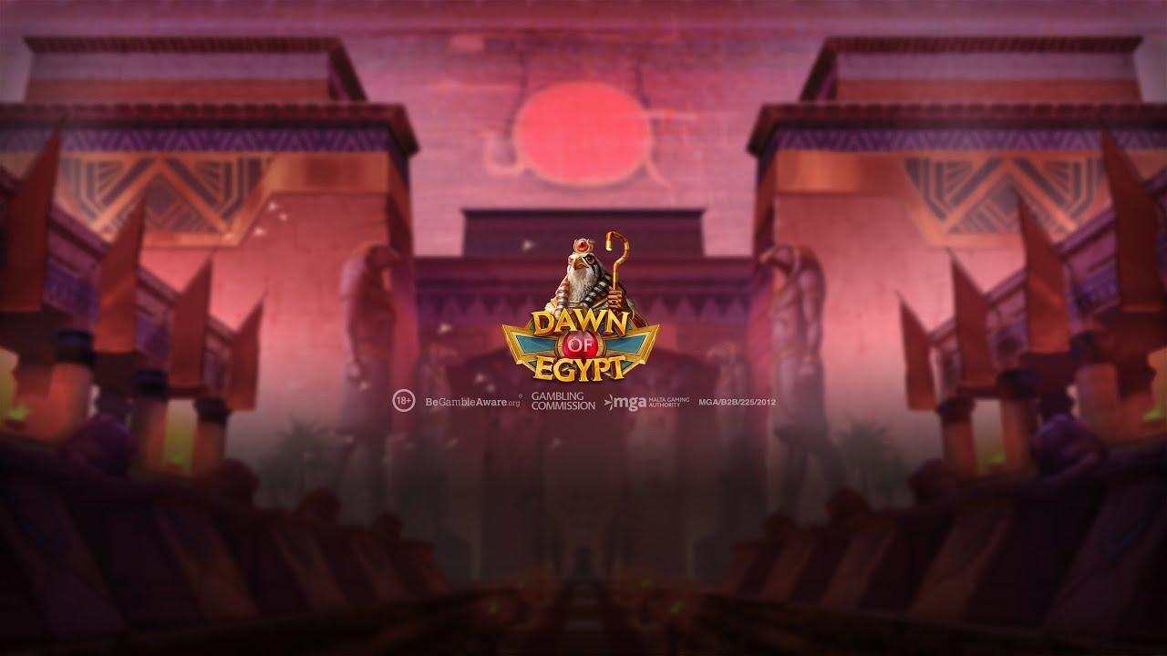 Dawn of Egypt från Play'n GO