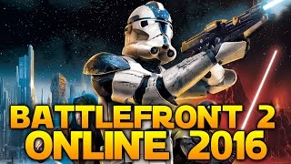 How To Play Star Wars: Battlefront 2 (Classic) Online in 2016!