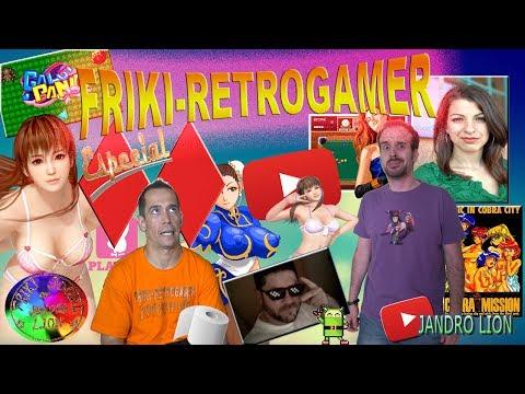 Friki-Retrogamer especial