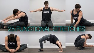 Full Body Flexibility   25 Of The Best Stretches