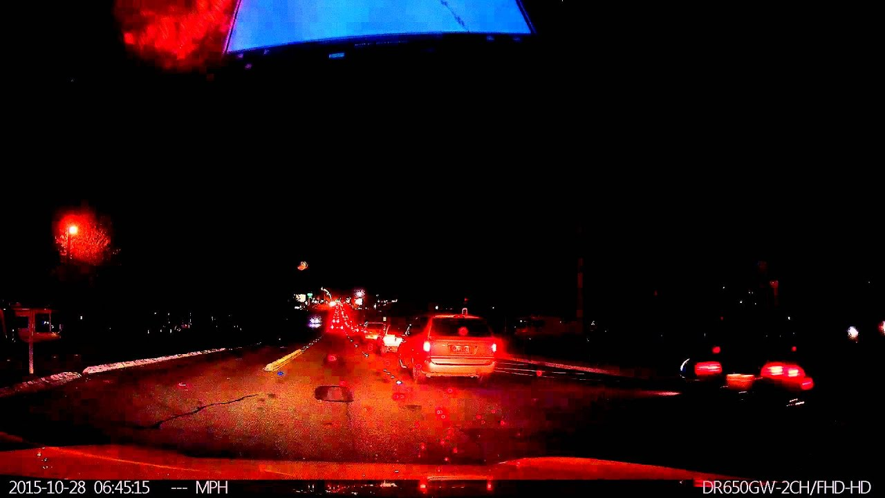 Dashcams: Watch Tesla's Autopilot Stop A Head-On Collision