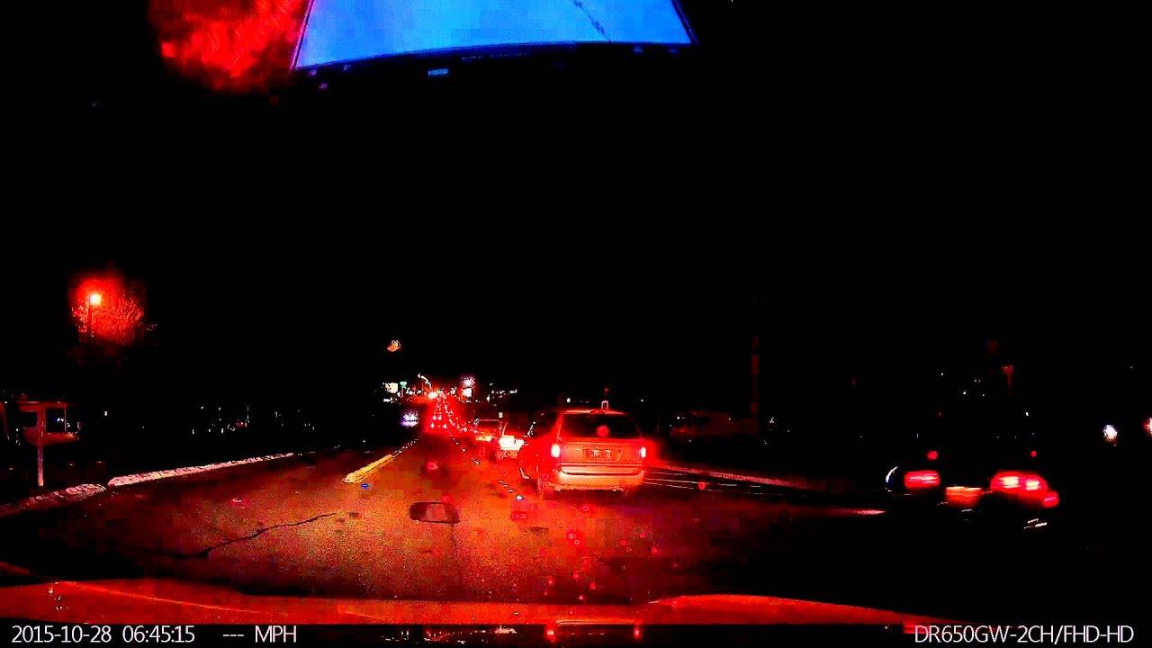 Dashcams: Watch Tesla's Autopilot Stop A Head-On Collision