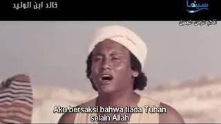 """Film Sub Indo - film Religi Islam """" Pedang Allah yang Terhunus"""""""