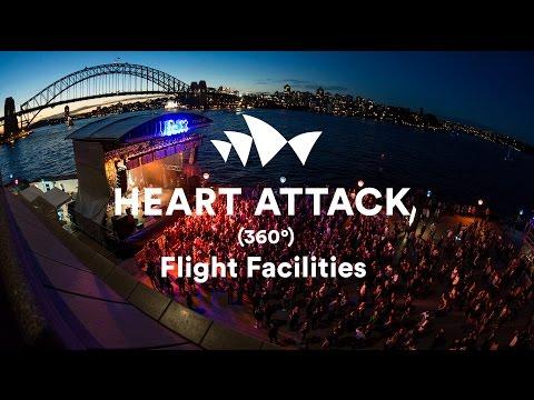 Watch Aussie DJs Flight Facilities Perform At The Opera House In Sweet, Sweet VR