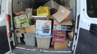 He sold me a whole van load of inventory for $150 ...