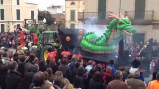 preview picture of video 'Rua Felanitx  2012- Guanyadors // BOLLA DE DRAC'