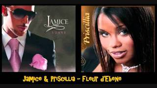 Jamice & Priscillia   Fleur D'Ebene