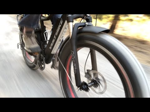 VoltBike Yukon 750 Limited Electric Fat Bike Review | Electric Bike Report