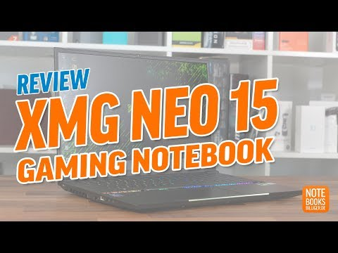 SCHENKER XMG NEO 15 Review/Test - Deutsch / German ►► notebooksbilliger.de