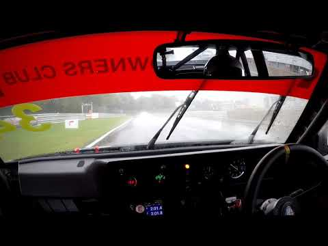Oulton Park 2020 – Race 2 – George Osborne