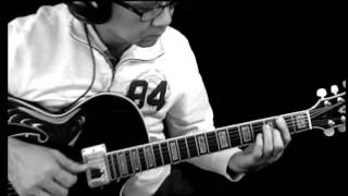 Hanggang By Wency Cornejo. Composed By Roni Cordero. Guitar Solo Cover